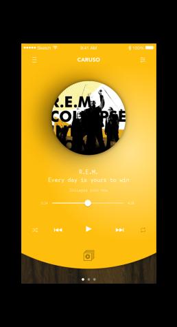 Caruso App - Player Musiclae