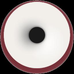 Caruso - Speaker bianco