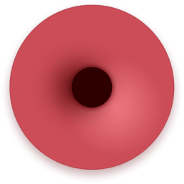 Caruso - speaker rosa