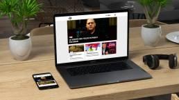 Le Iene Responsive Web Site + AMP Technology